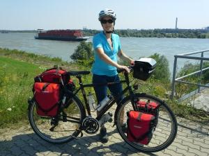 Flora und der Rhein
