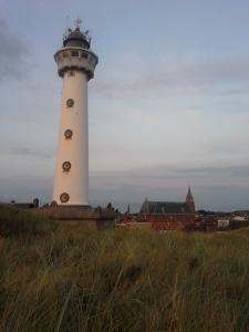 Leuchtturm in Egmond