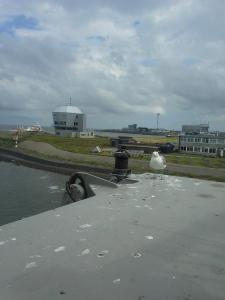 Auf der Fähre nach Texel