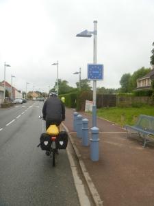 In Frankreich wird das Wetter endlich besser