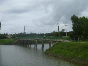 Die Velodyssee führt die Loire entlang