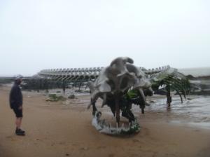 Tobi und Serpent d' ocean