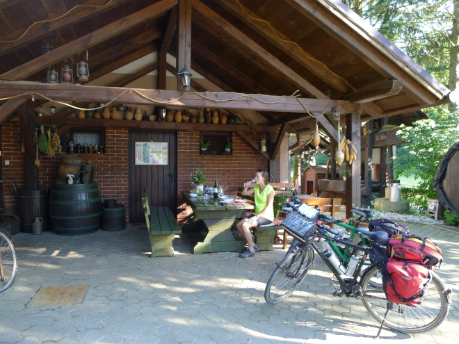 Etwas abseits gelegene Unterkunft in der Nähe von Ljutomer